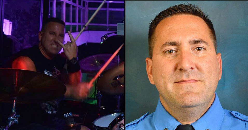 internal bleeding drummer William Tolley fdny rip 1