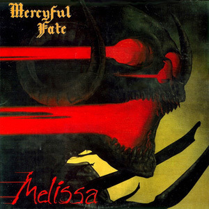 mercyful fate melissa front cover