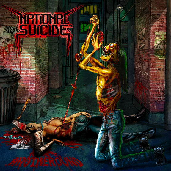 National Suicide Anotheround