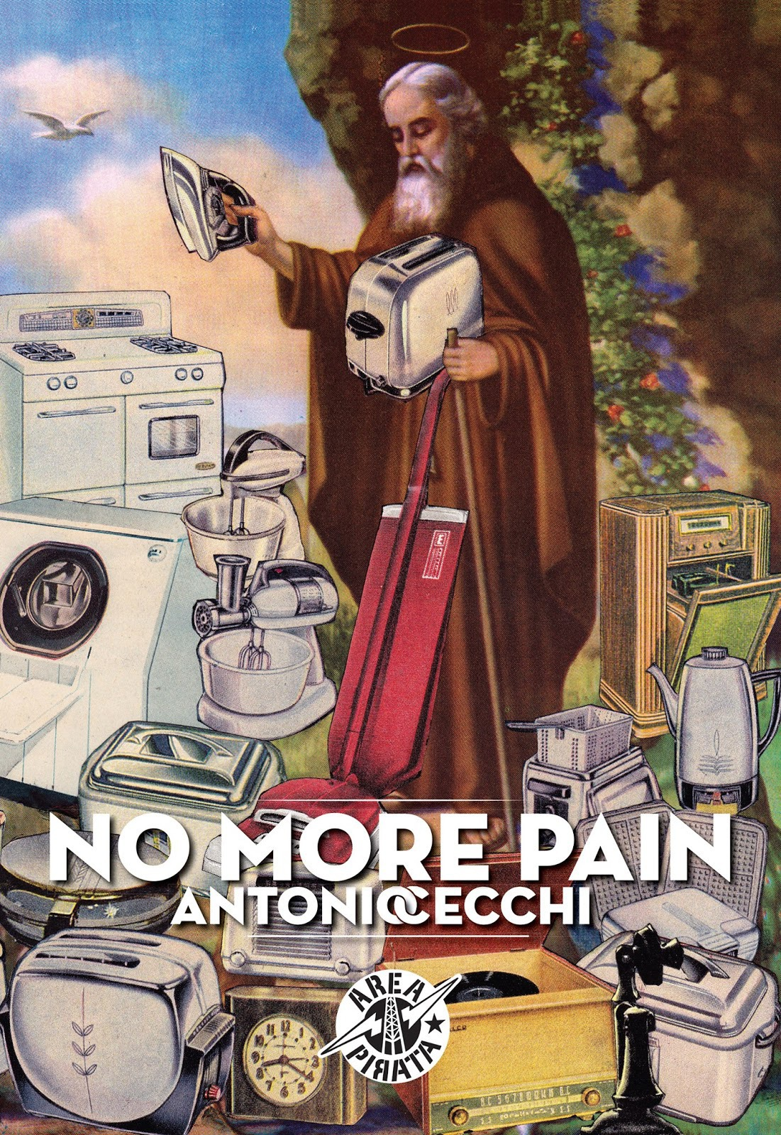 No More Pain cover