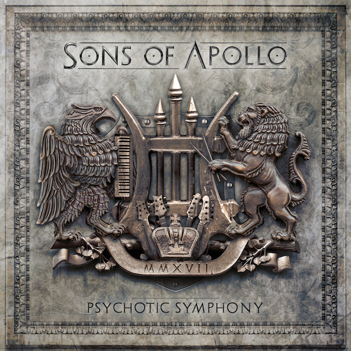 Sons Of Apollo   Psychotic Symphony (1)
