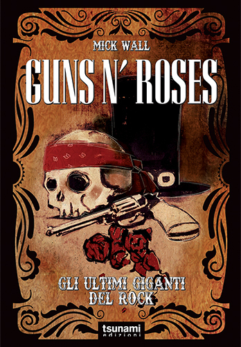 Guns N' Roses   MIck Wall Libro
