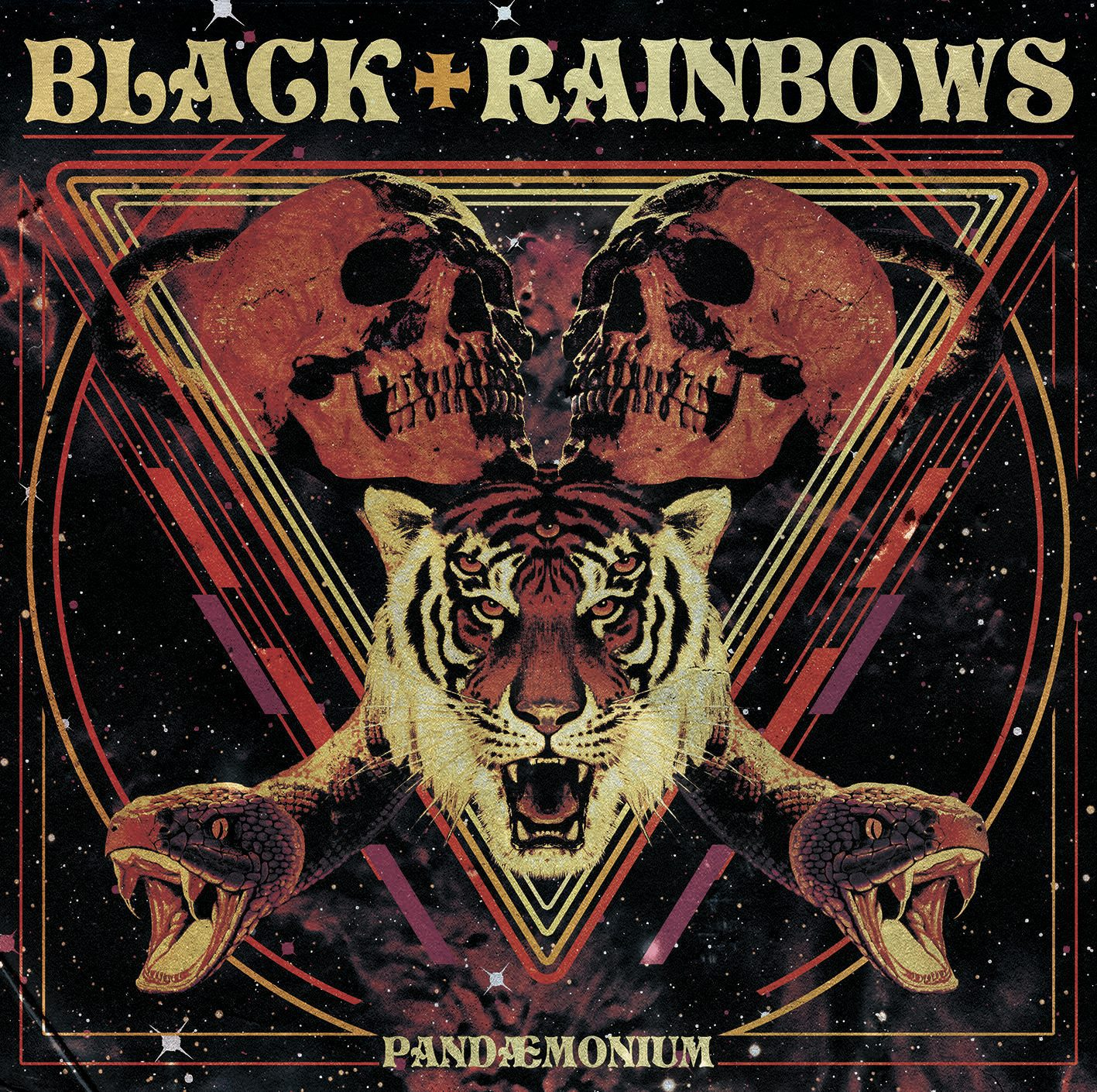 black rainbows pandaemonium