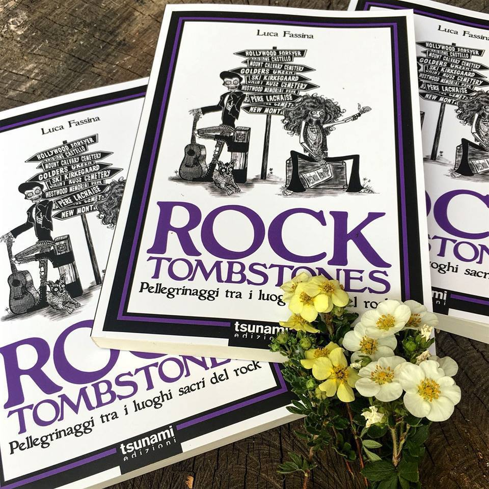 rock tombstones
