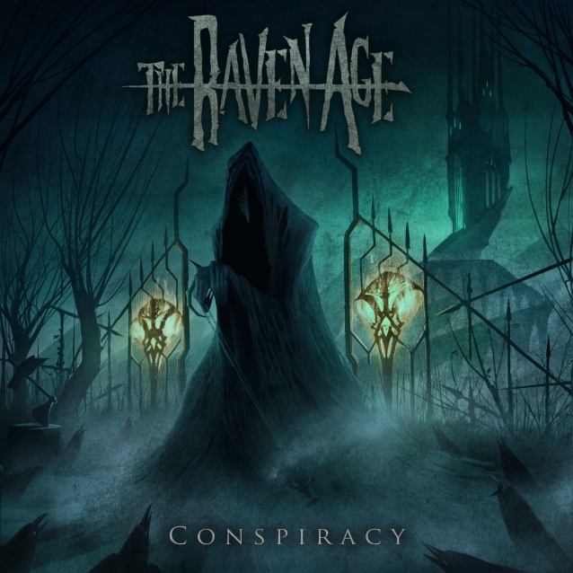 theravenageconspiracycd