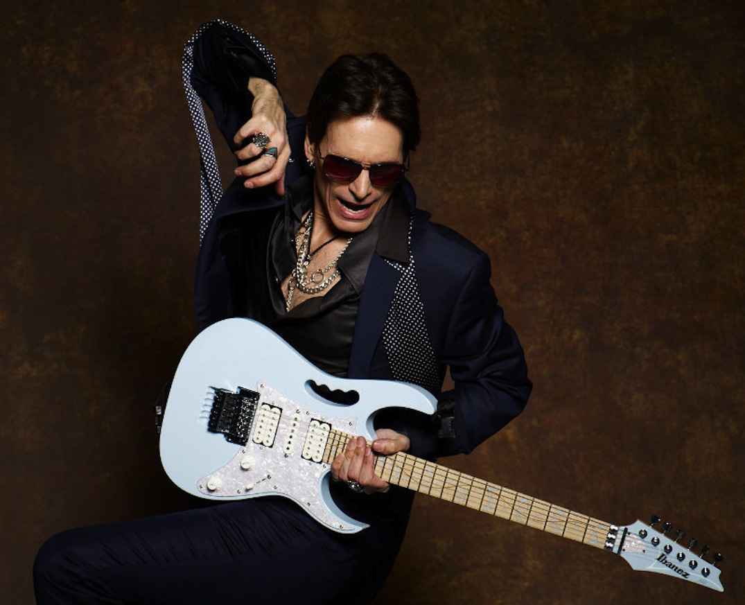 steve vai bluesuit