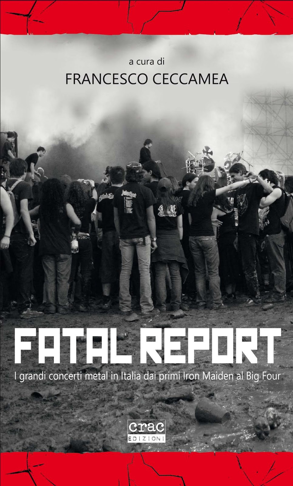 FATAL REPORT Front
