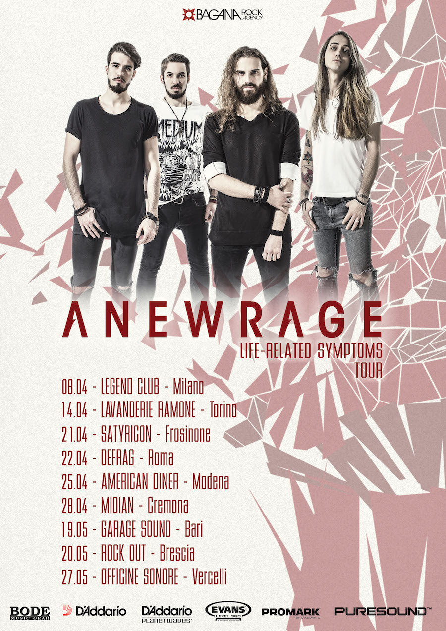 Anewrage Tour Flyer (LOW QUALITY FOR Facebook) copia