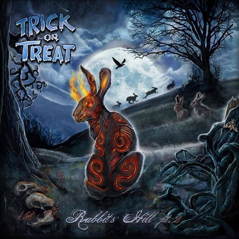 trick or treat rabbits hill pt 2 2016RSZ