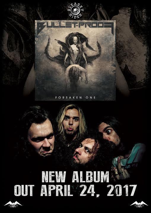 Bullet-proof: i dettagli del nuovo album e release party