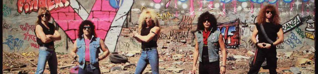 Intervista Twisted Sister (Dee Snider - 1986)