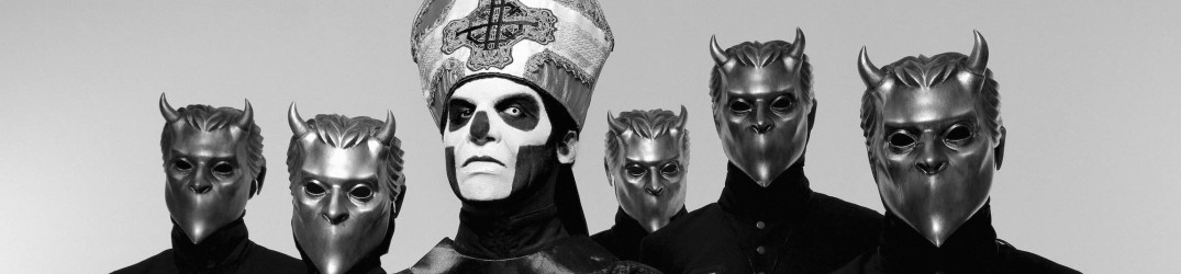 "Intervista Ghost (""Nameless Ghoul"")"