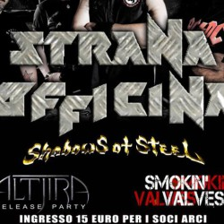 Steel Attack Fest w/ Strana Officina @ Titty Twister - Parma