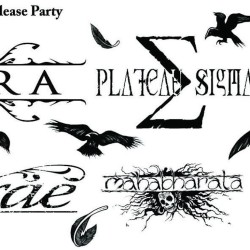 "Tethra ""Like Crows for the Earth"" - Release Party"