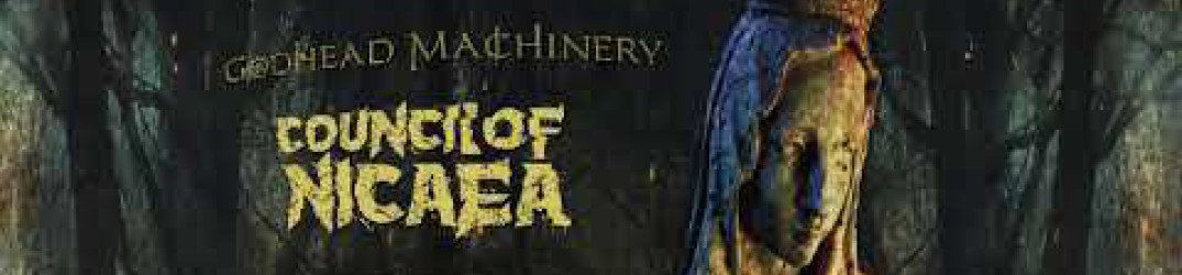 Godhead Machinery: guarda l'official 360 lyric video di 'Council of Nicaea'