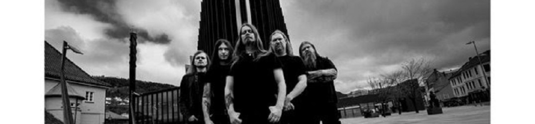 Enslaved:  annunciano le band di supporto del tour europeo