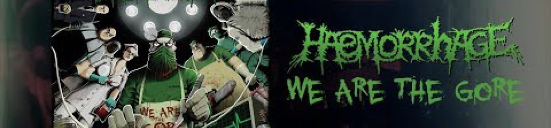 "Haemorrhage: in streaming completo ""We Are the Gore"""