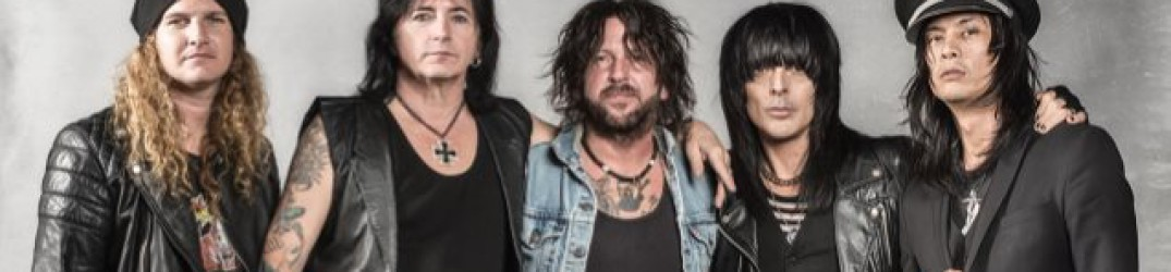 L.A. Guns: on-line il video di 'The Flood's The Fault Of The Rain'