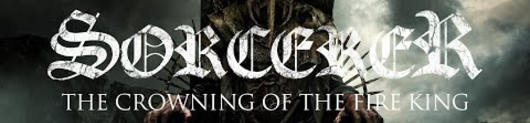 "Sorcerer: ascolta ""The Crowning of the Fire King"" in streaming completo"