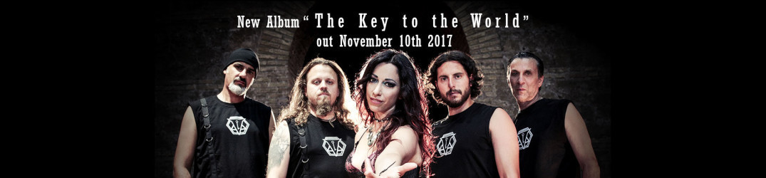 "Secret Rule: pubblicato il nuovo album ""The Key To The World"""