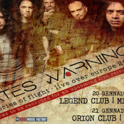 Fates Warning @ Orion Club - Roma