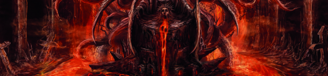 Hellish God: online il nuovo brano 'Tagimron Is Summoned'