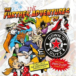 The Further Live Adventures Of + My Re-Generation/The Further Adventures Of (reissues)