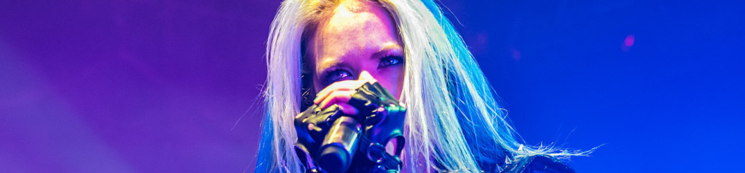 Photo Report : Arch Enemy @ Alcatraz 2018