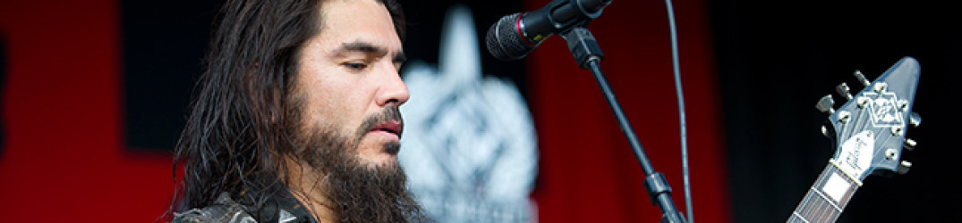 Intervista Machine Head (Robb Flynn)