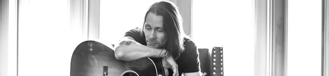 Myles Kennedy: online il teaser di 'Devil On the Wall'