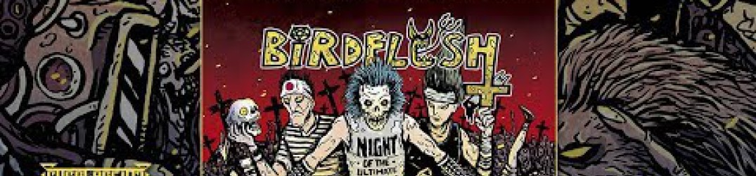 "Birdflesh: song in streaming dalla reissue di ""Night of the Ultimate Mosh"""