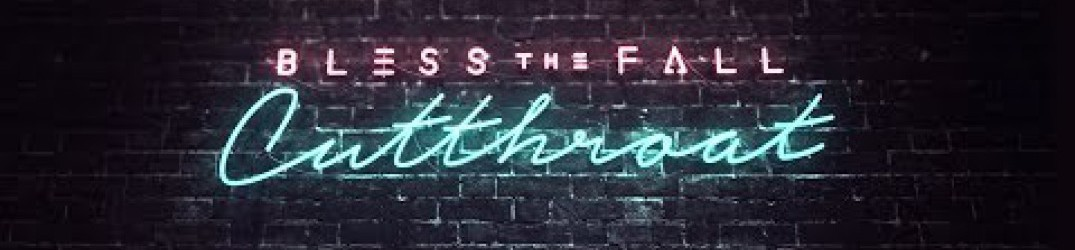 Blessthefall: pubblicato l'audio officiale di 'Cutthroat'