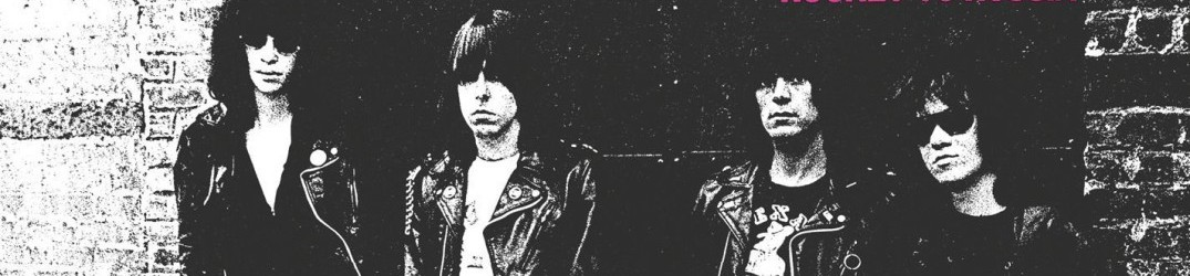 Recensione libro: One! Two! Three! Four! Ramones
