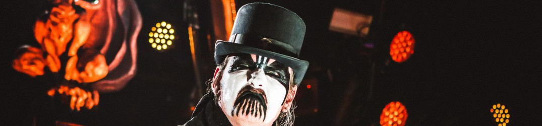"King Diamond: ristampati ""In Concert 1987: Abigail"", ""The Graveyard"", e ""The Spider's Lullabye"""