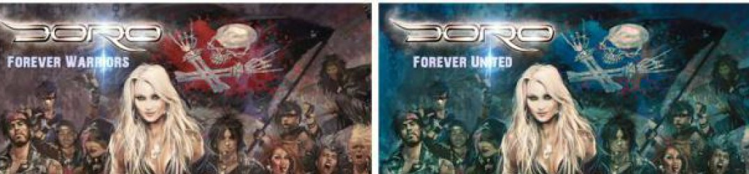 "Doro: online 'Caruso', official track-by-track #20 di ""Forever Warriors, Forever United"""