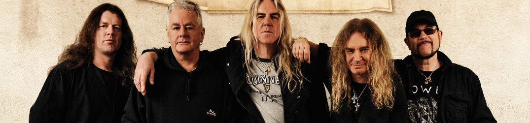 Saxon: il video di 'Predator'