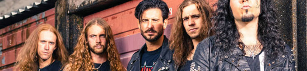 Monument: il video ufficiale di 'Wheels of Steel'