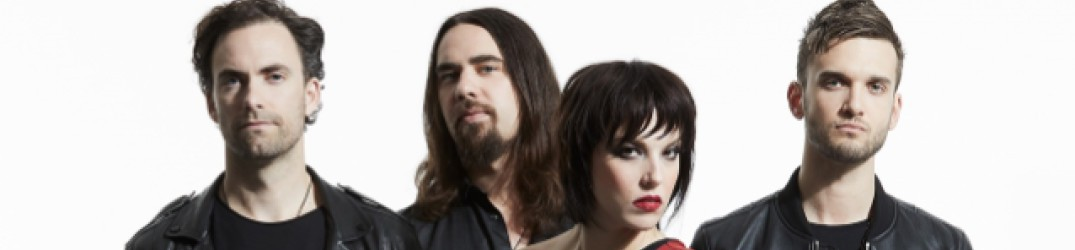 Halestorm: in streaming da YouTube il video ufficiale di 'Do Not Disturb'