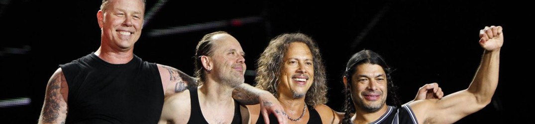 Metallica: il video live di 'Disposable Heroes' dal AWMH Helping Hands Concert
