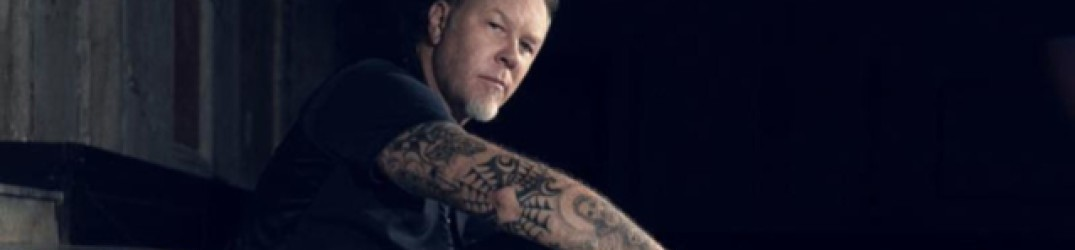 Metallica: Hetfield attore in un film thriller