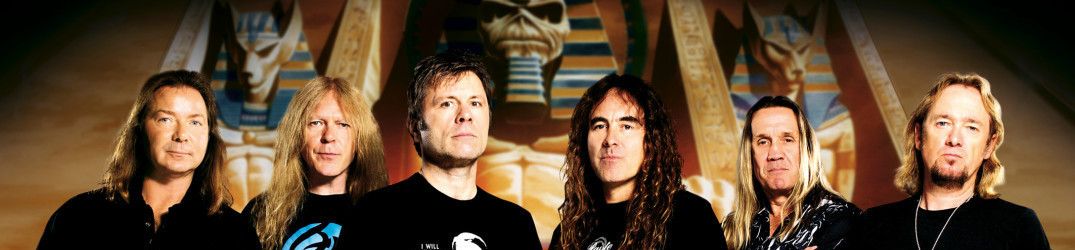 "Iron Maiden: ecco il trailer di ""The Studio Collection - Remastered"""