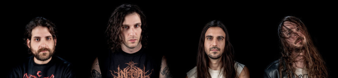 "Woe: l'ultimo EP ""A Violent Dread"" in streaming integrale"