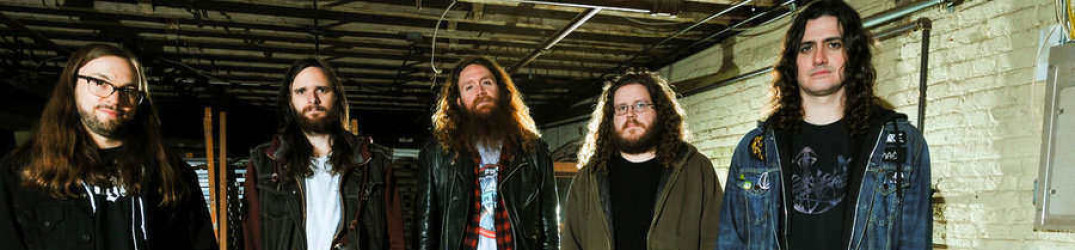 "Inter Arma: lo streaming integrale dell'ultimo album ""Sulphur English"""