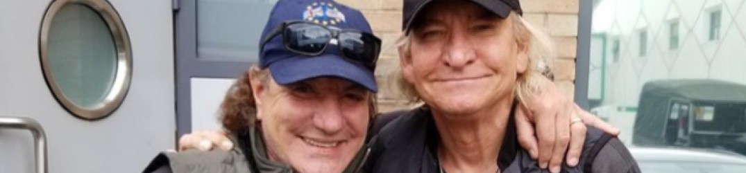 AC/DC: Brian Johnson e Joe Walsh (Eagles), insieme per suonare