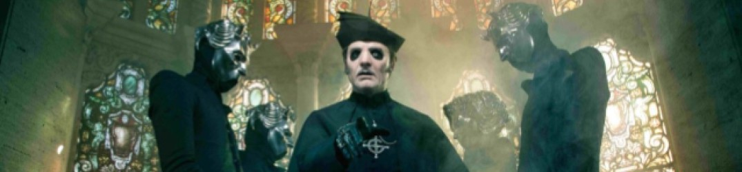 Ghost: ecco il provocatorio lyric video per la song 'Faith'