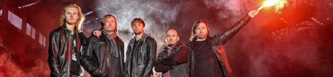 Scarlet Rebels: guarda il videoclip ufficiale di 'No One Else to Blame'