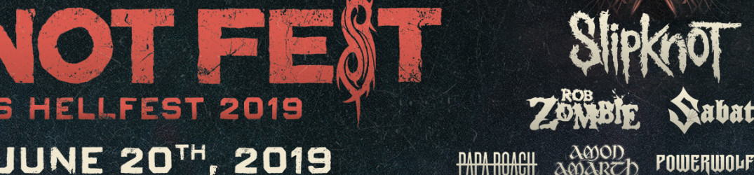 Live Report: Hellfest Meets Knotfest 2019 20/06/2019