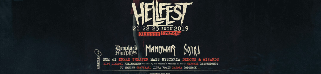 Live Report: Hellfest 2019 21-23/06/2019