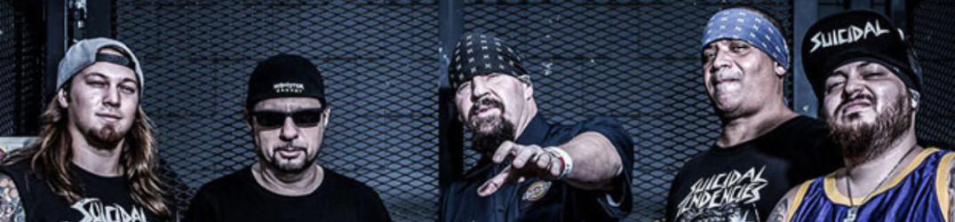 Suicidal Tendencies: il video della performance integrale al Bloodstock 2018