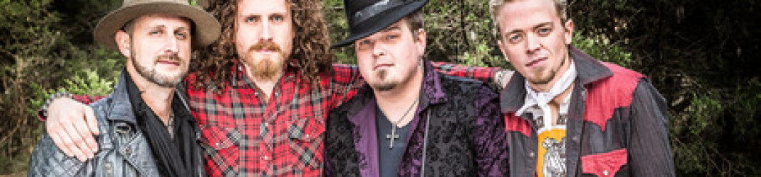 Black Stone Cherry: ecco il music video per la cover di Otis Rush 'All Your Love'